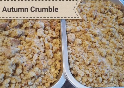 Autumn Crumble