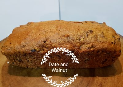 Date and Walnut Loaf