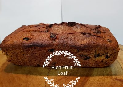 Rich Fruit Loaf